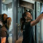 Glas- und Fensterreinigung Bild